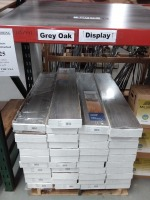 Laminate Flooring - Gray Oak