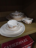 Edwin Knolwes 55 Piece China set