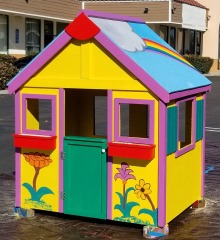 NEW Kids Playhouse - Paint Your Own!