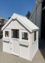 NEW Kids Playhouse - Build & Paint Your Own!