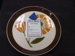 Miasma serving plate