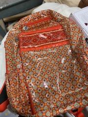 Vera Bradley Frills backpack