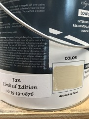 Montage Paint -1 gal - tan