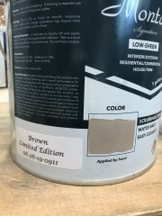 Montage Paint - 1 gal - Brown