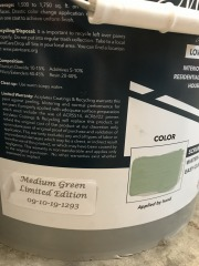 Montage Paint - 5 gal. - Med. Green