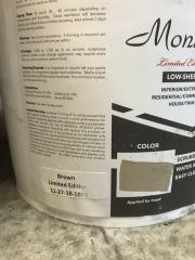 Montage Paint - 5 gal. - Brown