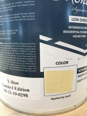 Montage Paint - 1 gal - Yellow
