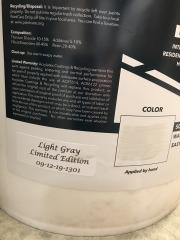 Montage Paint - 5 gal - Lt. Gray