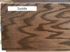 Engineered Oak Flooing - Saddle
