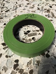 Green Painters Tape 1 inch foot x 60 yds