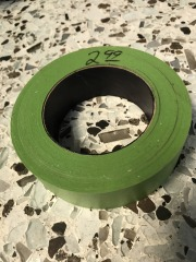 Green Painters Tape 1 1\/2 inch foot x 60yd