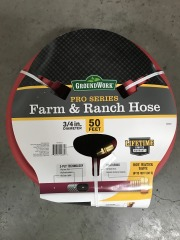 GroundWork Farm & Ranch Hose