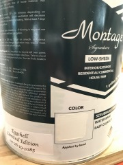 Montage Paint - 1 gal - Eggshell - Low-Sheen