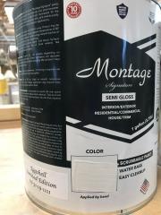 Montage Paint - 1 gal - Eggshell - Semi Gloss