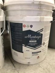 Montage Paint - 5 gal - Eggshell - Low-sheen