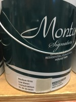 Montage - 1 gal - Med Gray