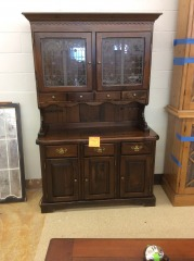 Nathan lane 2pc hutch with lights