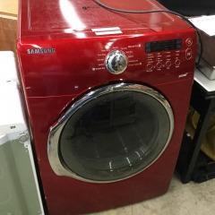 Samsung Red Gas Dryer - DRYER