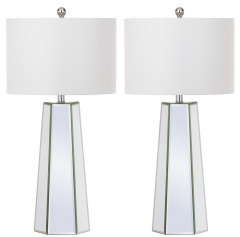 NEW Janice Table Lamp Clear