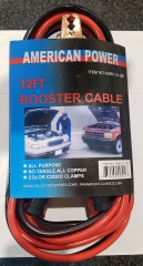 12' Booster Cables