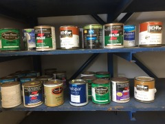 GENTLY USED Paint Quart