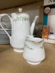 Milk and Tea Holder