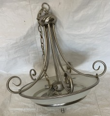 GENTLY USED Ceiling Hanging Light