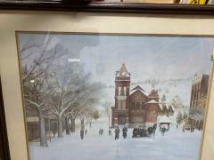 Winter Original Wall Art