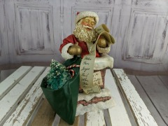 Santa Collectible Chimney