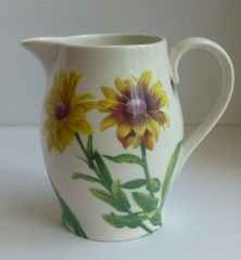 Floral Haven Spode Liverpool Jug