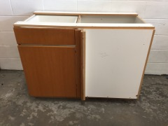 GENTLY USED Cabinet 48\