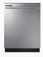 NEW Samsung 55-Decibel Top Control 24-in Built-In Dishwasher