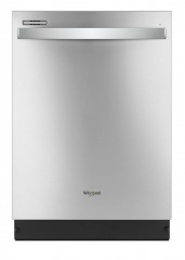 NEW Whirlpool Top Control Built-In Tall Tub Dishwasher