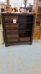 armoire with 6 drawers and storage (brand new)
