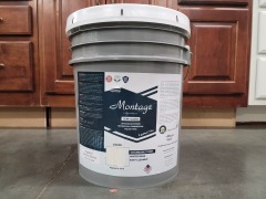 Montage Paint 5 Gallons Semi Gloss \