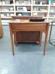 Vermont Hard Maple Entryway Table