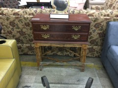 Campaign Style Chest - GENTLY USED FURNITURE