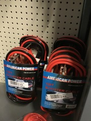 12 booster cable
