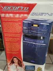 VocoPro Duet 2 Karaoke Machine